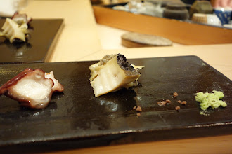 Photo: Awabi (abalone), same remark as for the previous one.