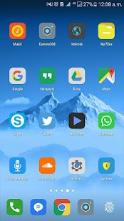 Theme for Xiaomi Mi 6 Mix - náhled