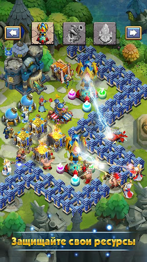 Castle Clash: u041fu0443u0442u044c u0425u0440u0430u0431u0440u044bu0445 1.6.24 screenshots 4