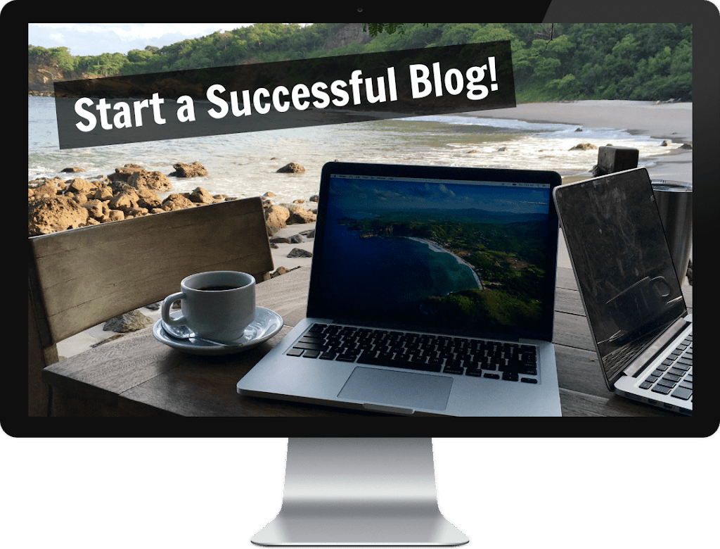 Start a Blog eCourse by Create and Go