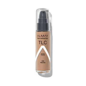 BASE ALMAY TLC TRULY   LASTING COLOR 16H MAKEUP NEUTRAL X30ML