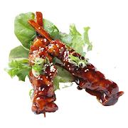 Spicy Chicken Skewer
