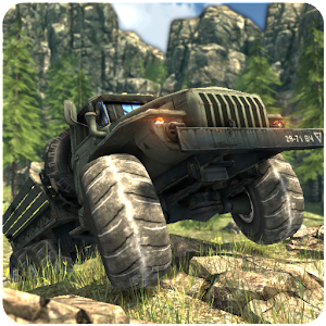 Truck Driver 3D: Offroad for PC and MAC