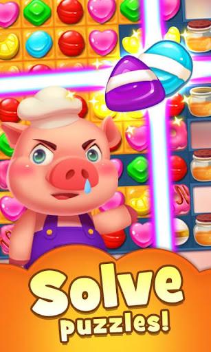 Code Triche Candy Blast Mania - Match 3 Puzzle Game APK MOD screenshots 6