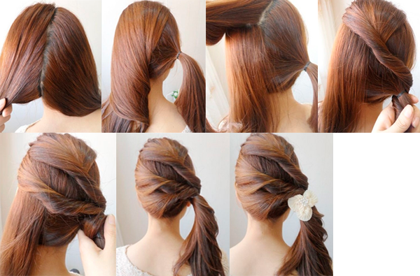 Cool Hairstyles Step By Step Android Apps On Google Play Short Hairstyles Gunalazisus
