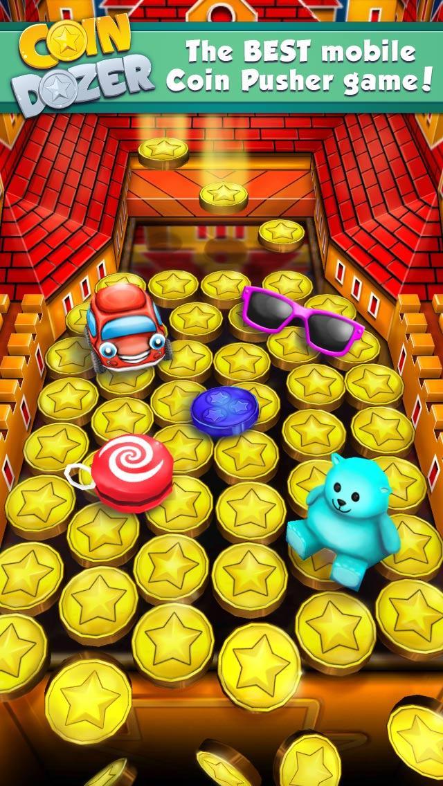 Coin Dozer - Free Prizes screenshot #3
