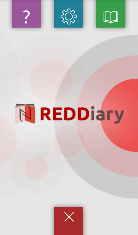 REDDiary (Unreleased)- screenshot