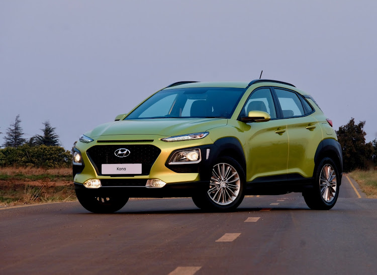 Hyundai Kona. Picture: SUPPLIED