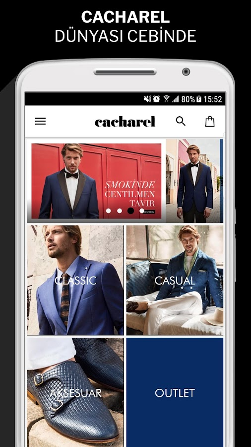 Cacharel- screenshot