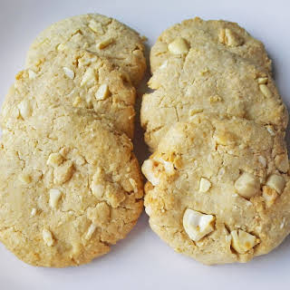 Crispy Honey Cookies With Nuts (Dairy-Free & Gluten-Free).