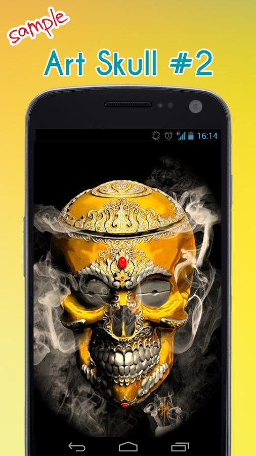 punk skull hd screenshot - photo #37