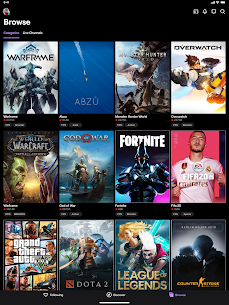 Twitch Mod Apk 9.9.0 Android + TV (Full Unlocked + No Ads) 9