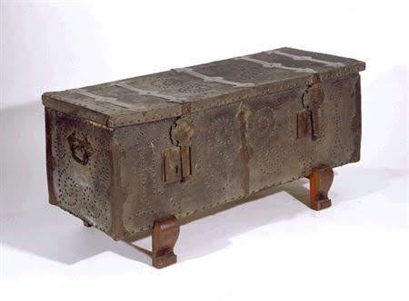 """Arca é """"Peça do Mês"""" de junho - Museu de Lamego"""