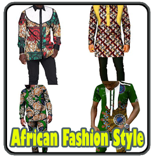 Fashion style africa for men - náhled