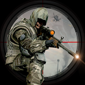Modern city army sniper icon