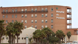 Imagen de archivo del Hospital de Poniente.