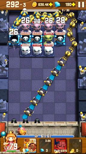 Monster Breaker Hero 8.6 APK MOD screenshots 1