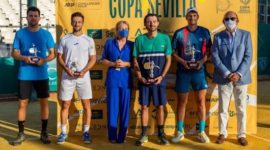 Javi Barranco alcanza la final en el Challenger ATP