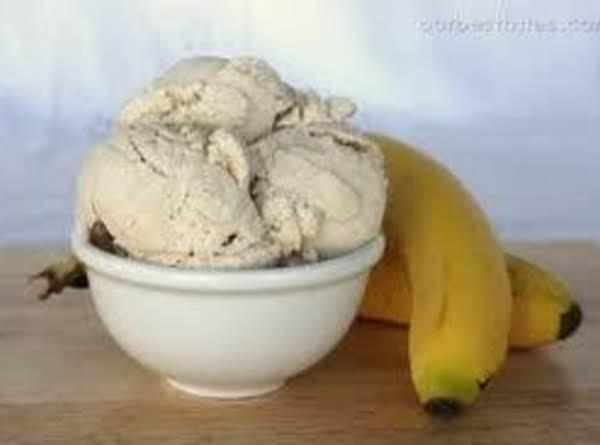 Fresh Banana Ice Cream