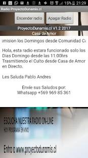 Radio Dunamis - náhled
