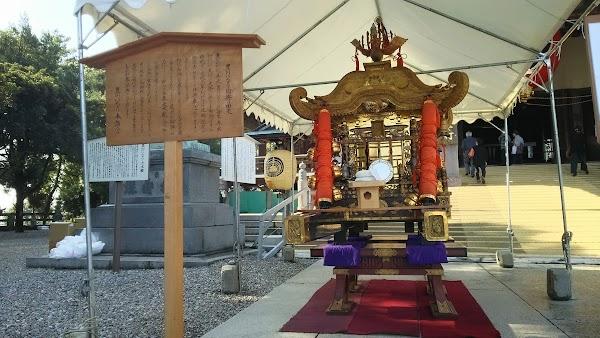 豊川稲荷秋季大祭