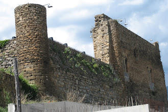 Photo: castell de Sort