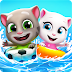 Talking Tom Pool Puzzle Game, Free Download