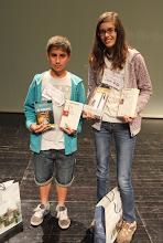 Photo: Samuel Costa Oliveira e Diana Venda, os vencedores