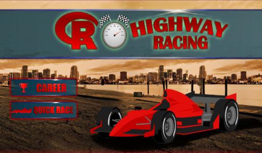 Highway Fast Formula Racing