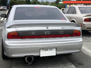 インフイニティQ45 HG50 H8年式タイプVアクティブサスペンション装着車のカスタム事例画像 鎌倉街道最速‼︎さんの2019年10月02日14:49の投稿