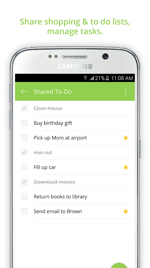 family shared calendar famcal android apps on google play