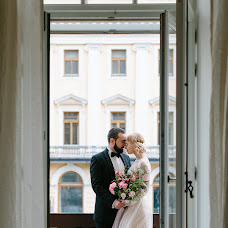Wedding photographer Alena Plaks (alenaplaks). Photo of 23.10.2017