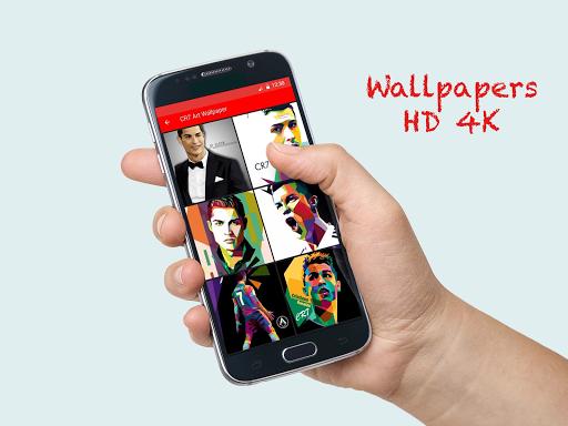 Cristiano Ronaldo Wallpapers HD 4K 2018 6.1.1 screenshots 7
