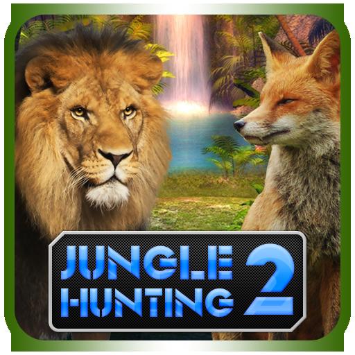 Jungle Wild Animal Hunting 2 動作 App LOGO-APP試玩