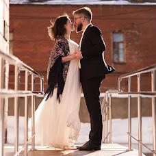 Wedding photographer Anna Lisovaya (AnchutosFox). Photo of 07.04.2018