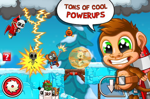 Fun Run 3: Arena - Multiplayer Running Game 2.9 screenshots 2