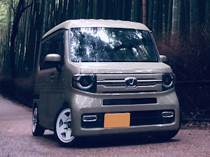 N-VAN JJ1のカスタム事例画像 炭治郎(SUMIJIROU)さんの2021年09月24日06:49の投稿