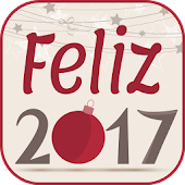 Happy New Year 2017 in Spanish