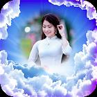 Cloud Photo Frames icon