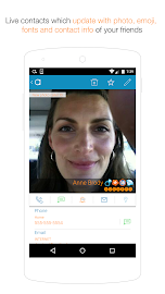 addappt: up-to-date contacts Screenshot 4