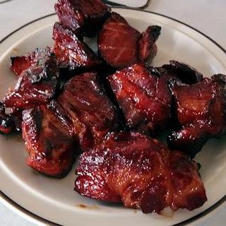 Char Siu Pork.