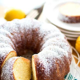 Lemon Butter Bundt Cake.