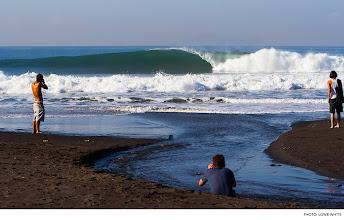 Photo: Photo of the Day: Keramas, Bali. Photo: Lowe-White #Surfer #SurferPhotos