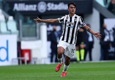 Dybala sauve la Juventus à la dernière minute