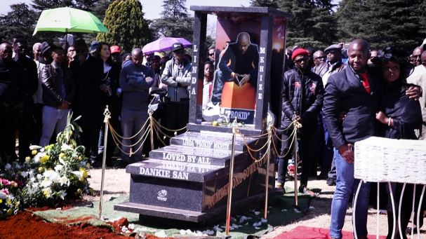 Prokid S Colourful Tombstone Cost An Estimated R100k To Make