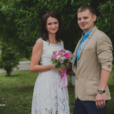 Wedding photographer Aleksandr Rebrov (myfoto76). Photo of 02.04.2017