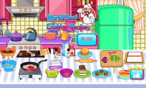 World Best Cooking Recipes Game 4.0.4 screenshots hack proof 1