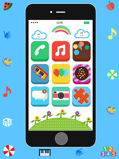 Baby Real Phone. Kids Game 1.13 screenshots 13