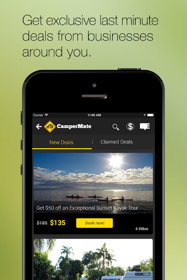 CamperMate- screenshot