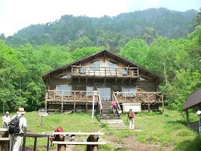 Photo: 庚申山荘